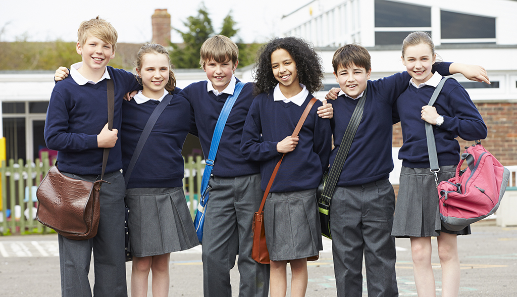 Getting Around the Expense of School Uniforms